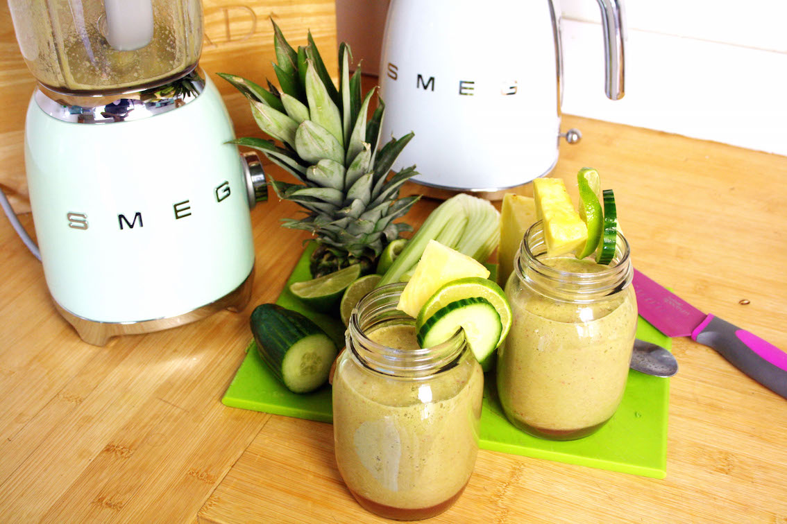 celery smoothie smeg blender