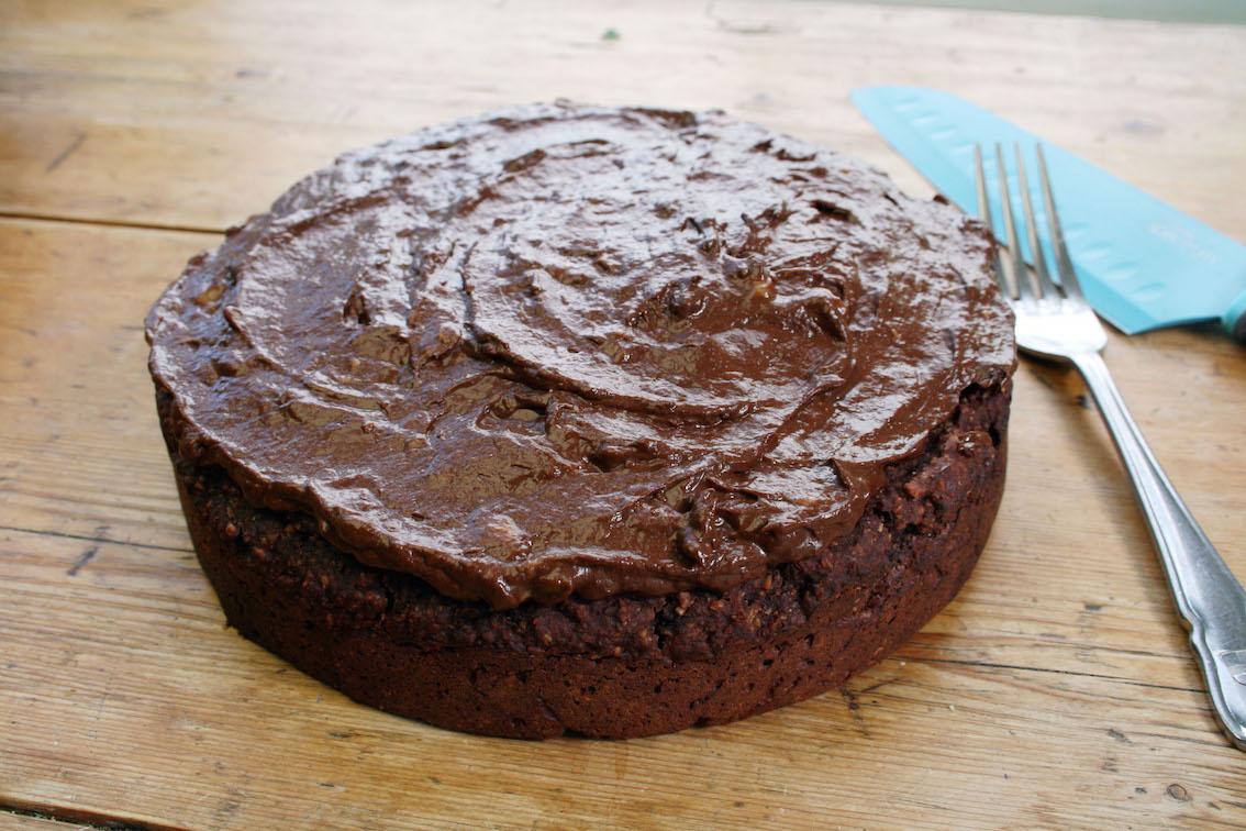 Food  Paleo Beetroot Chocolate Cake