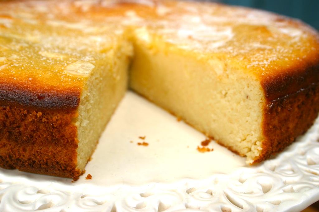 Apple Tea Cake Recipe Nigella