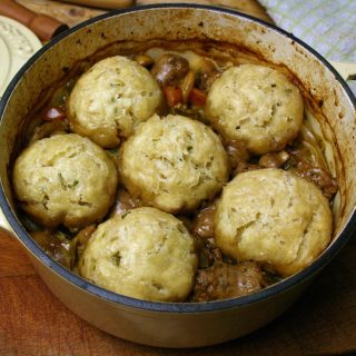 sausage dumplings