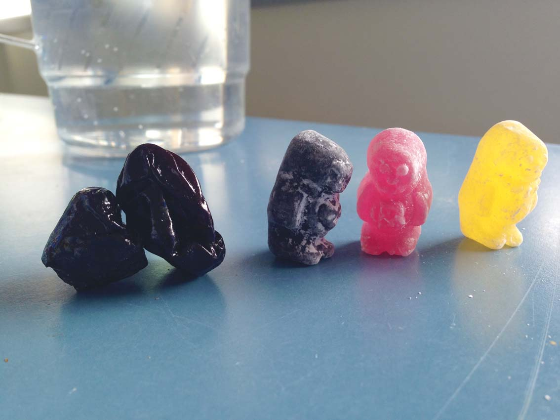 prunes and jelly babies - Belleau Kitchen