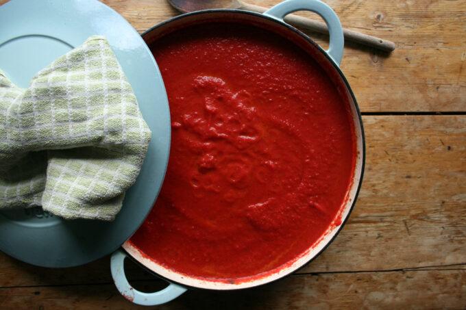 roast vegetable soup