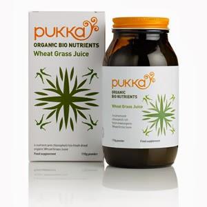 pukka wheat grass juice powder