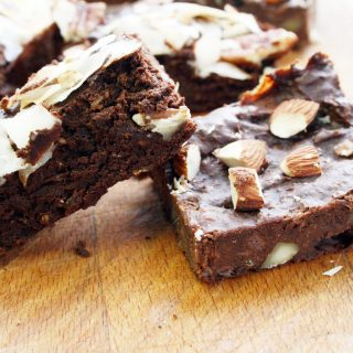sugar-free brownie heaven