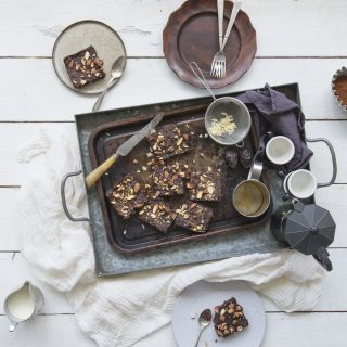 the ultimate sugar-free brownies – join my baking tribe