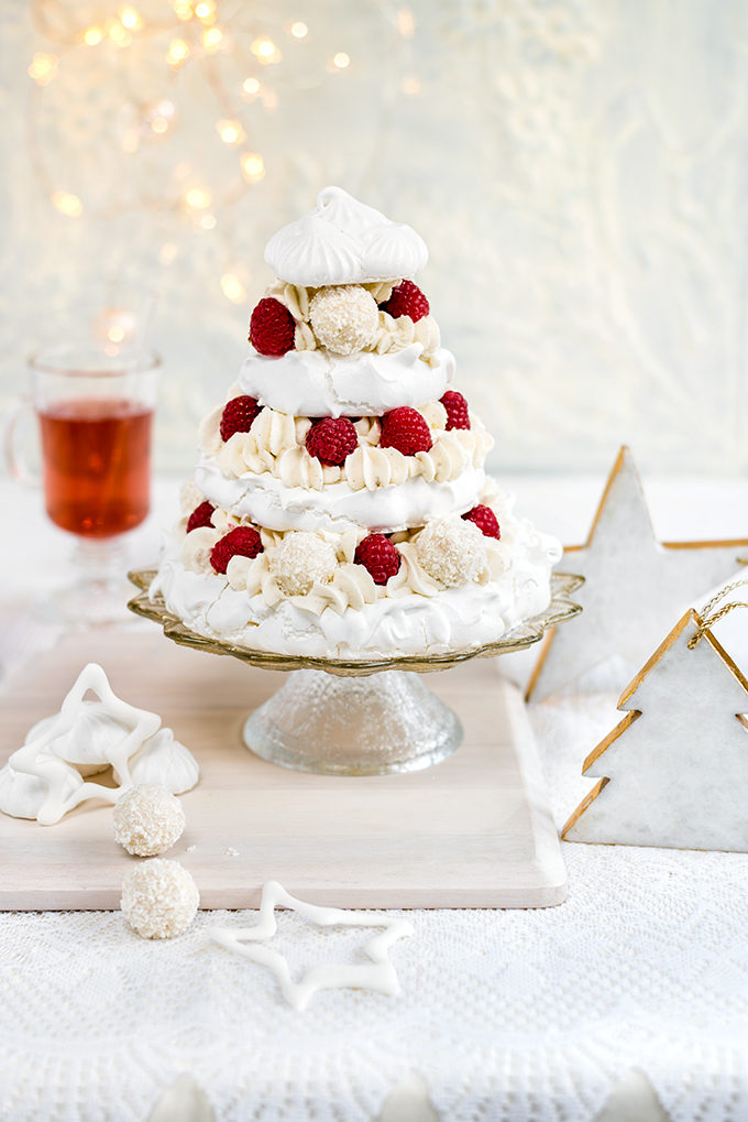 Meringue Christmas Tree