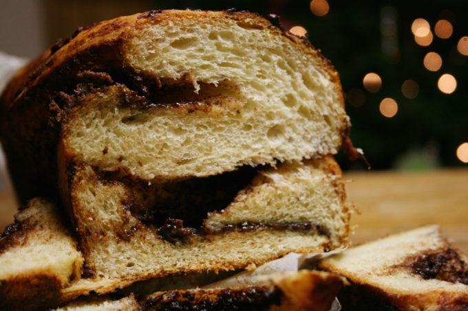 nutella bread
