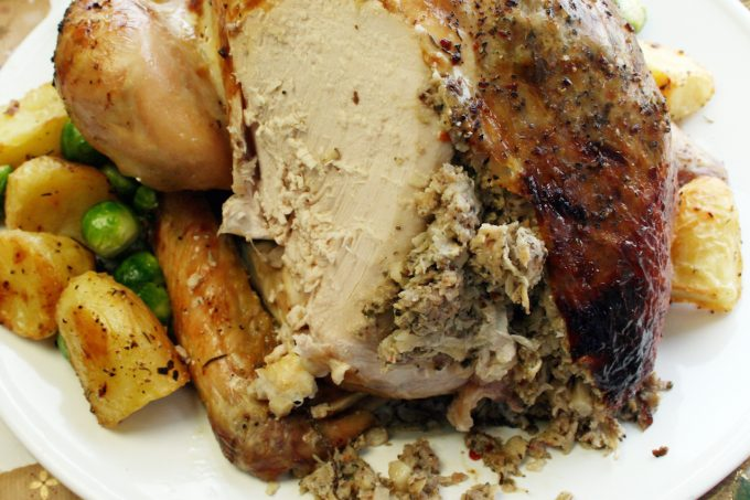 Pork, Sage and Apple stuffing
