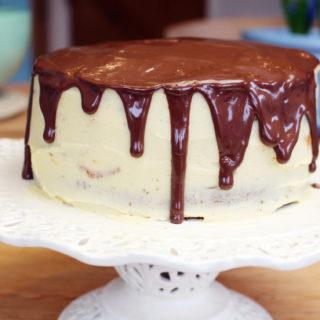 mums marmalade cake