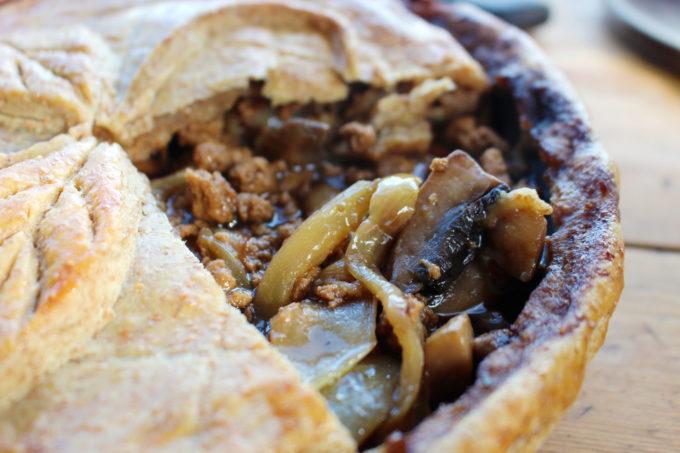 veggie mince pie